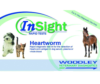InSight Heartworm Rapid Diagnostic Test