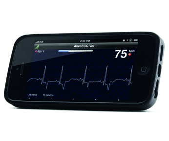 Veterinary ECG/Heart Monitor Universal Adaptor