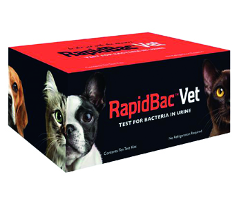 InSight Urinalysis RapidBac Vet & Flexicult Vet