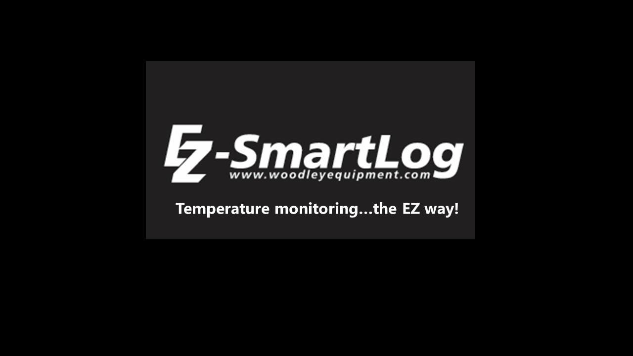 Temperature Monitoringthe EZ way with Woodley