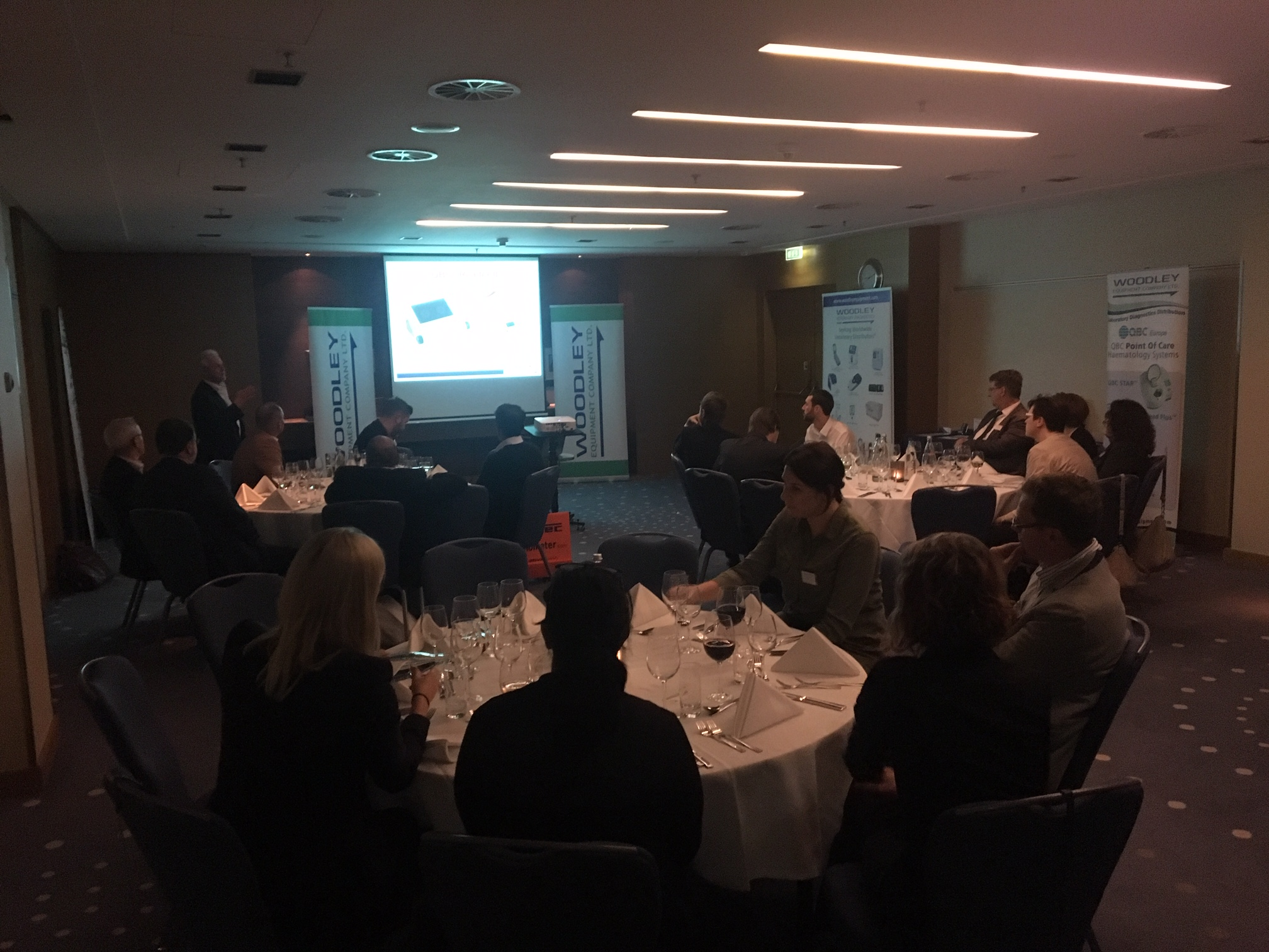 Woodley Laboratory/Veterinary Diagnostics Distributor Evening 2018