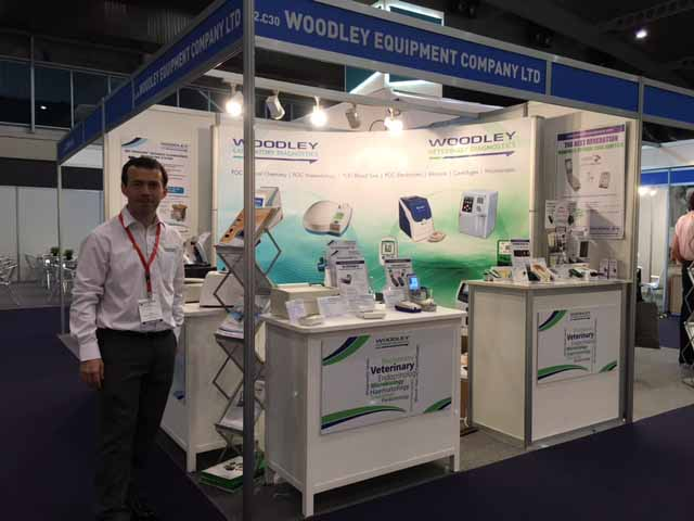 Woodley Equipment Is Exhibiting at MedLab Europe - Barcelona