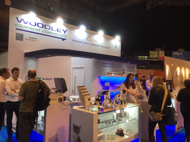 Woodley Equipment is Exhibiting at BSAVA Congress 2019