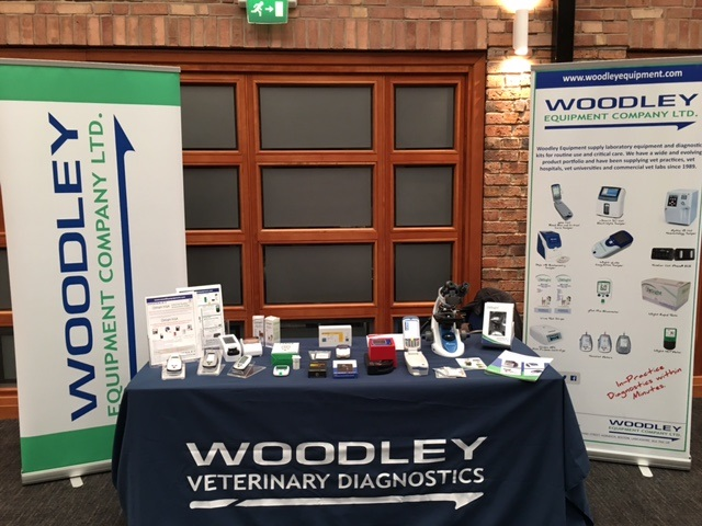 Woodley Equipment Supports Vets Now CPD Events